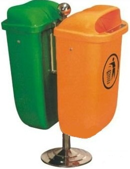 Outdoor Garbage bins