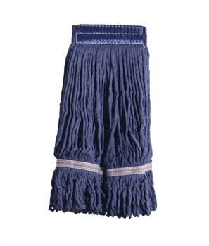 Cotton Mop Blue