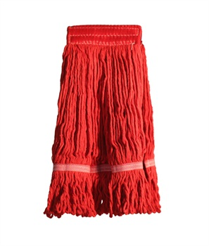 Cotton Mop Red