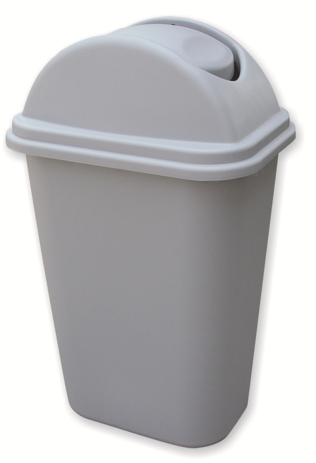 24ltr Small Dustbin With Lip