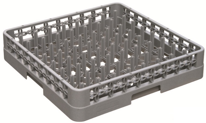 64 Compartment Plates & Trays Rack