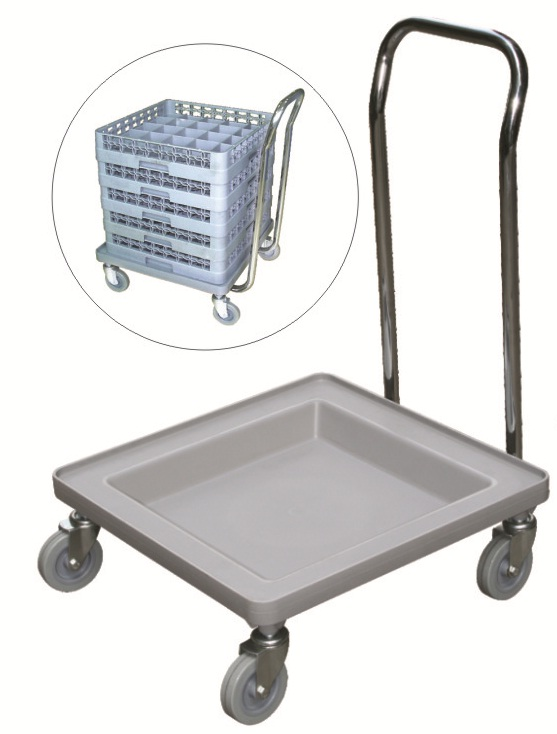 Rack Dolly With Handle