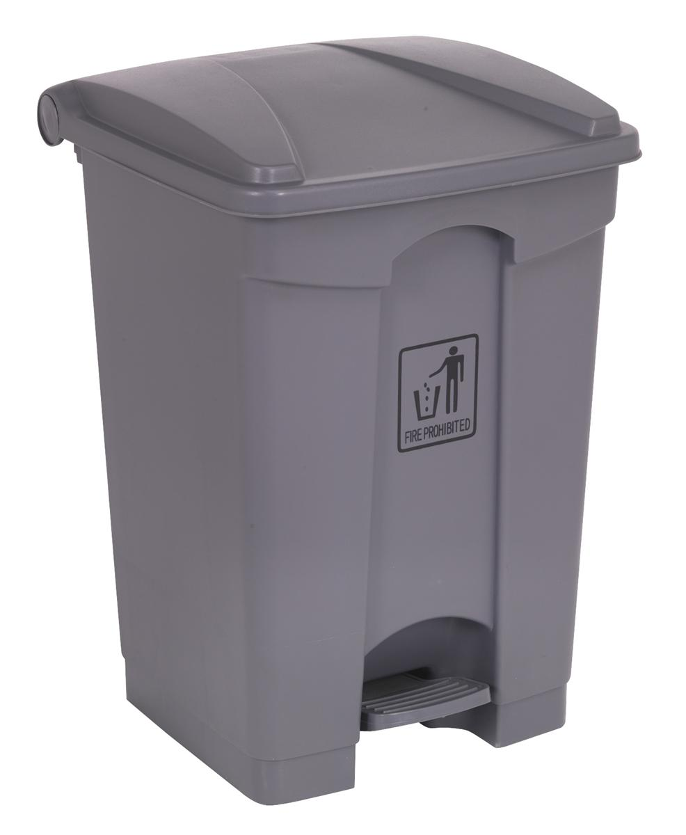 45 ltr. Garbage bin with petal