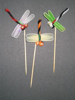 Chenille Mini Dragon Fly