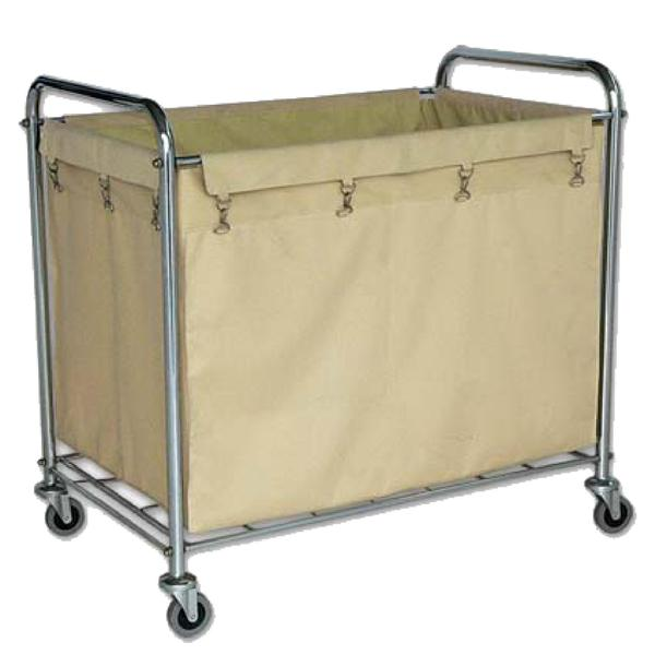 Rectangular Laundry Cart